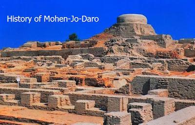 The History of Mohen-Jo-Daro