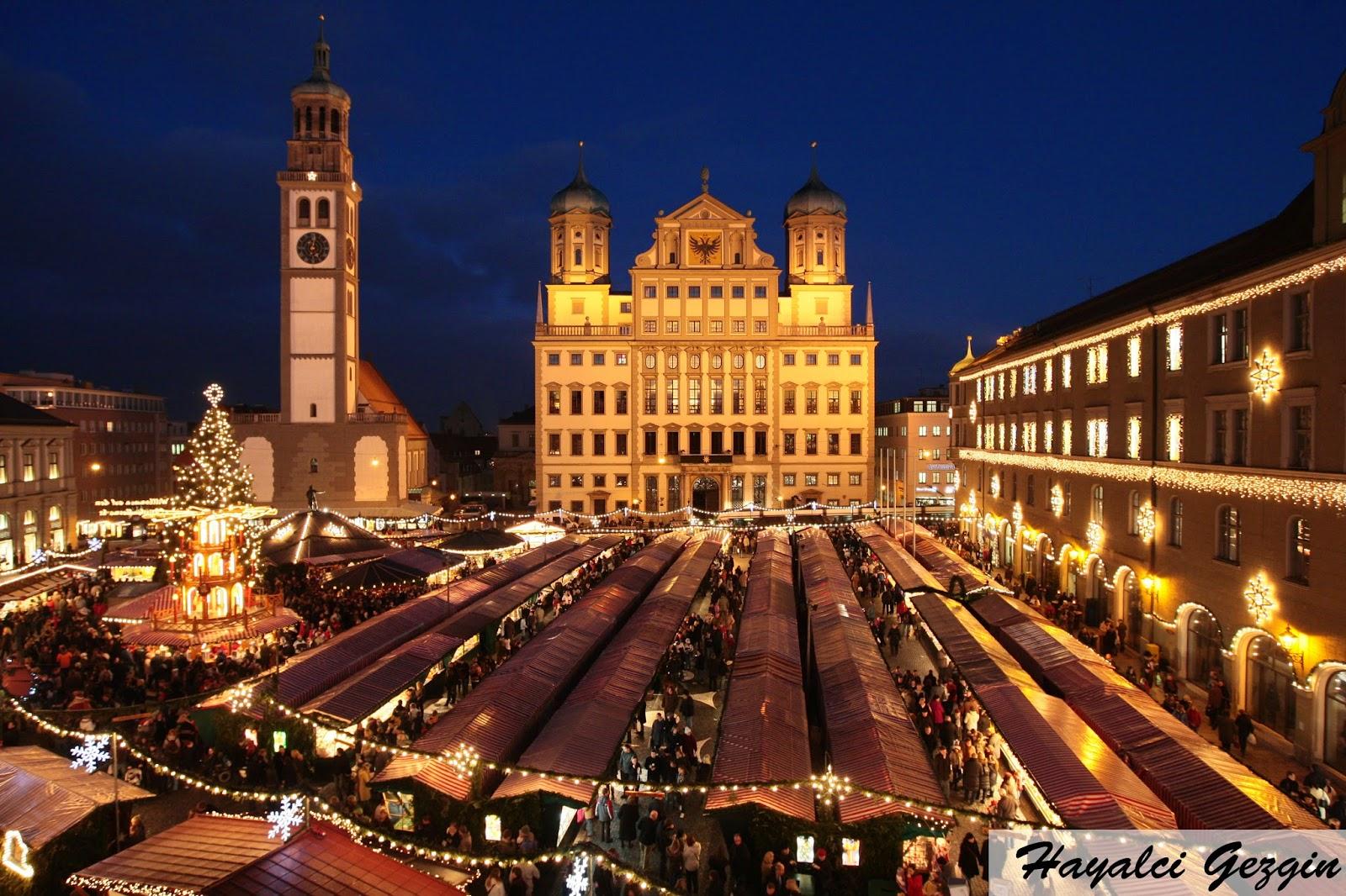 Augsburg Markt