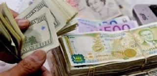 سعر صرف الليرة السورية أمام العملات الرئيسية الاحد 19/1/2020