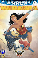 DC Renascimento: Mulher Maravilha - Anual #1