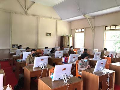 Pengumuman Kelulusan Siswa Kelas IX Tahun Pelajaran 2020/2021 SMP Santo Aloysius Gonzaga Nyarumkop