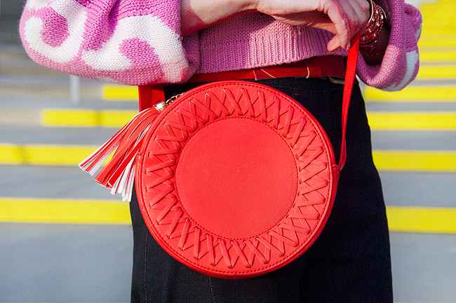La Petite Box, round bag, Swissfashionblogger