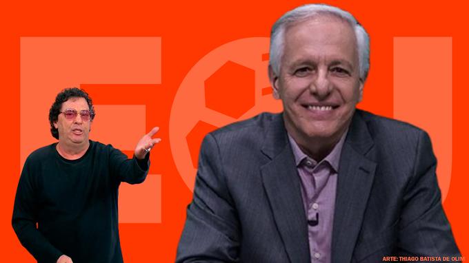 Milton Leite volta a narrar uma partida do Brasileirão na TV Globo depois de 18 meses