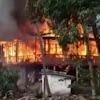 Uang Rp500 Juta Hangus Terbakar di Ulaweng Bone