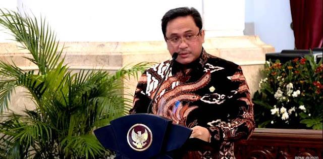 Singgung UU Corona di Hadapan Jokowi, Ketua BPK: Krisis adalah Sasaran Empuk Penumpang Gelap