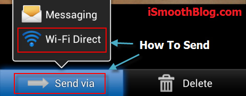 How to Use Wi-Fi Direct on Android