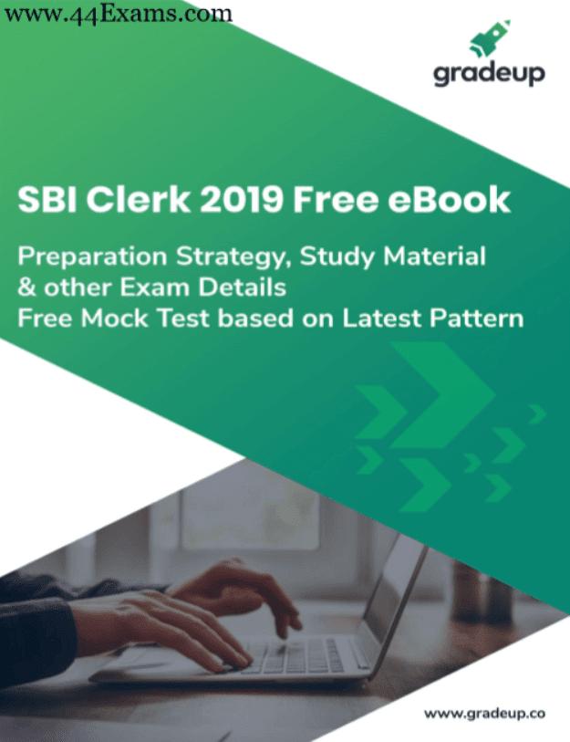 SBI-Clerk-2019-Guide-For-Banking-Exam-PDF-Book