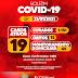 Jaguarari registra 03 novos casos de coronavírus no Boletim desta quinta-feira (21)