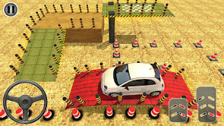 Car Driving Parking New Game 2020