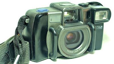 Fuji Work Record OP (Fujinon 28mm F3.5 Lens) #445