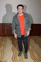 Govinda with wife Sunita Ahuja and Son Yashvardan Ahuja at Screening Of her new movie Aa a Hero 3.JPG
