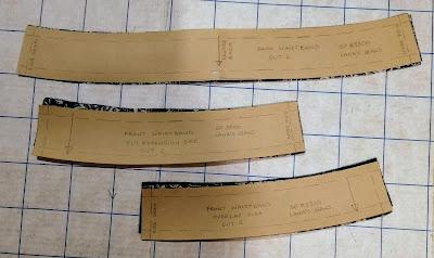 Creates Sew Slow: Silhouette Patterns Lana's Wildwood Jeans