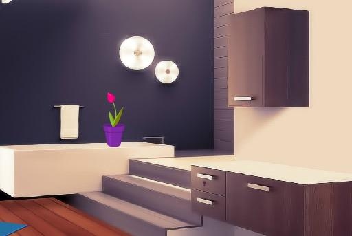 EscapeGamesZone Modern Shiny Room Escape