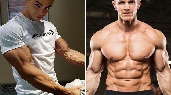 تضخيم العضلات بسهولة . أطعمة لتضخيم العضلات . الزِّيادة التّدريجية في الأَوزان . التّركيز على الحَركة السِّلبِيّة...