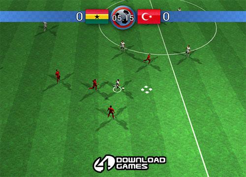 تحميل لعبة كرة القدم العالمية Football World للكمبيوتر