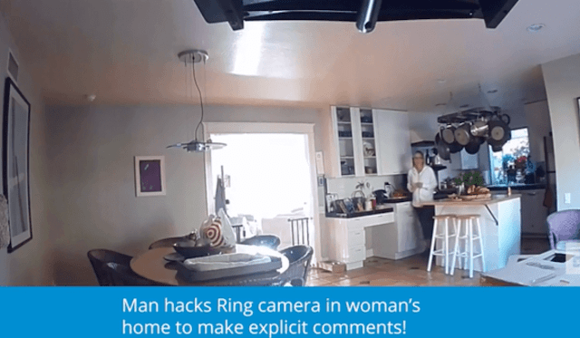 Ring and Amazon slammed with a federal lawsuit over failed camera security