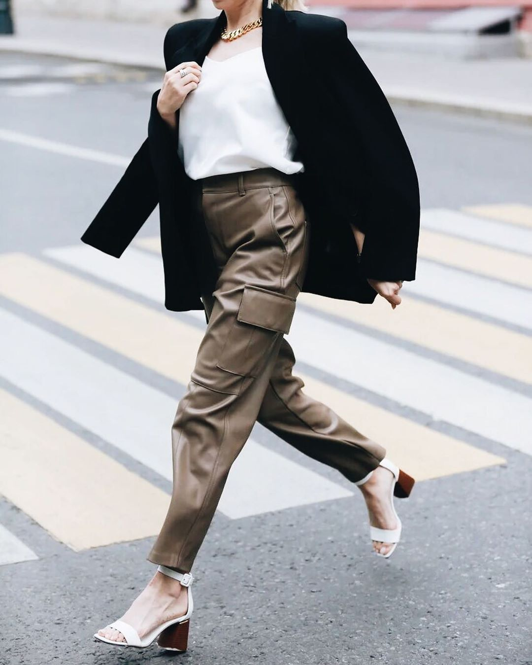 Cargo Pants Prove Their Cool Factor for Fall