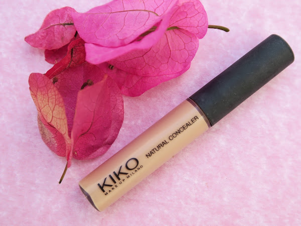 Review - Natural Concelear Kiko