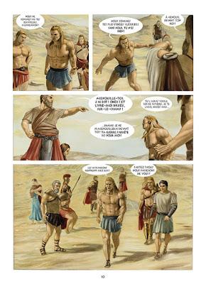 Achille  tome 2 - Sous les murs de Troie : Achille doit céder Briséis à Agamemnon, son roi