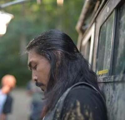 Dedy Ilyas pemeran Gondrong Amanah Wali 4