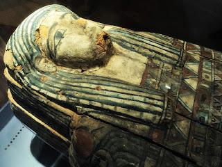 Tadimentet - Múmia Feminina de Menfis, Egito, Museo de La Plata, Argentina