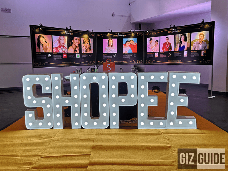 Shopee Celebrity Club now open for Filipino shoppers!