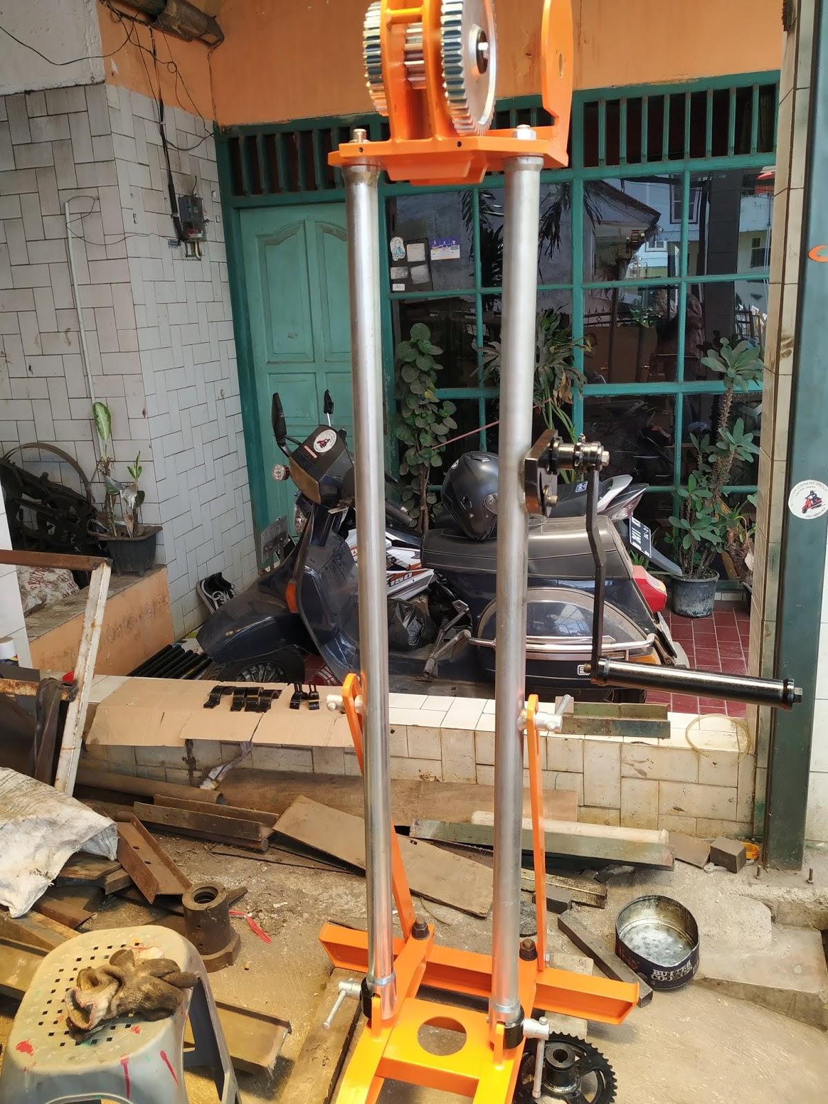 Harga Sondir Di Makassar Geoteknik Testing Tools