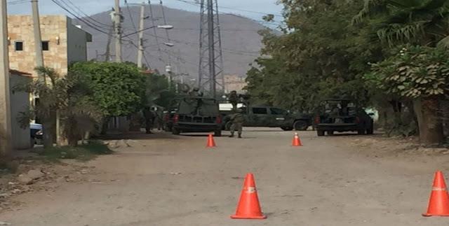"""Confirman abatimiento de """"El Guero Ranas"""" responsable de cuidar a la familia de El Chapo Guzman"""