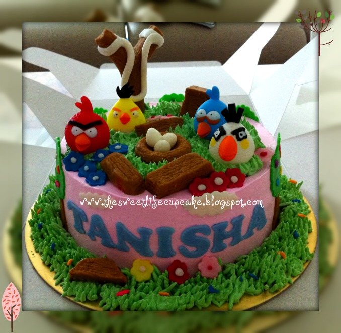 Happy Birthday Tanisha Cake
