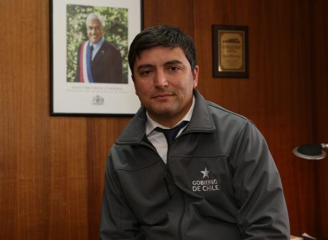 Seremi de Transportes y Telecomunicaciones, Nicolás Céspedes