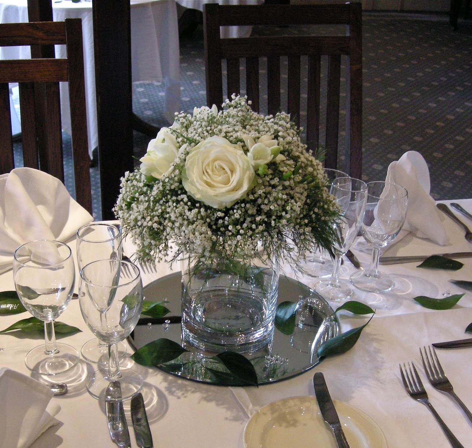 Flower Table Arrangements For Weddings: Wedding Flowers Blog: August 2011