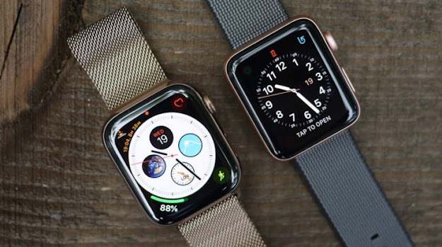 Apple Watch Series 5 Spesification