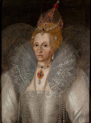 Η Ελισάβετ Α΄ της Αγγλίας - 1595