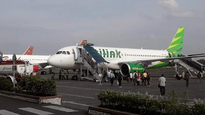 Gambar Pesawat CitiLink Indonesia