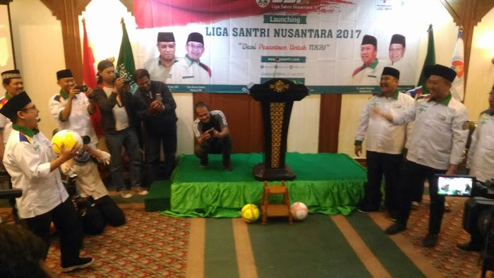 Kemenpora dan RMI NU Launching Liga Santri Nusantara 2017, 9 Agustus Mulai Bergulir