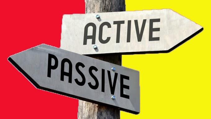 Contoh Passive Voice Simple Present, Kalimat Aktif Menjadi Pasif