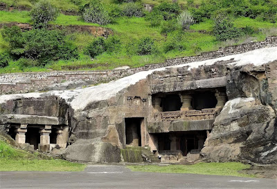 The Jain Group of Temples - Ellora