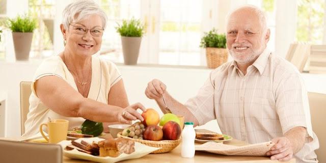 Biar Hidup sehat dan Berumur Panjang, Coba Nih 5 Kebiasaan Makan Untuk Pola Hidup Sehat