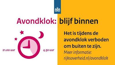 موجة كورونا ثالثة وشيكة في هولندا قد تدفع الحكومة إلى تمديد حظر التجوال