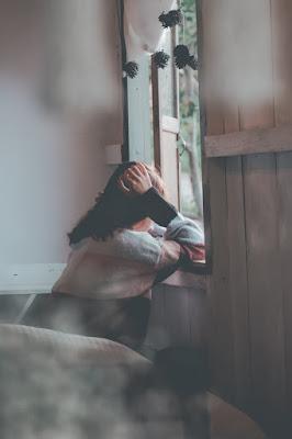 Tristeza mujer