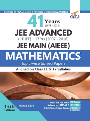 iitjee previous year maths solved papers by disha publication pdf