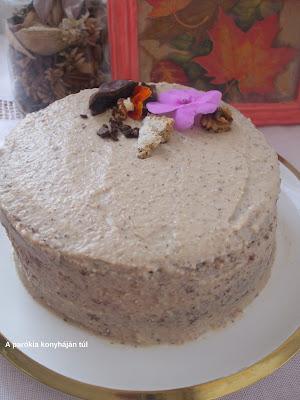 Őszapó torta