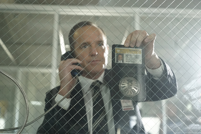 Clark Gregg es el Agente Coulson en Agents of SHIELD