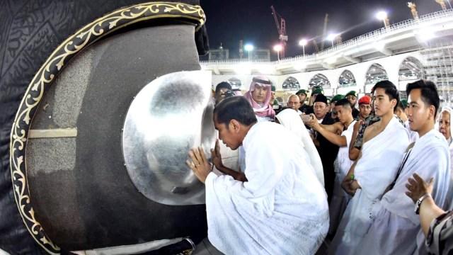Kecewa Haji Dibatalkan, Partai Ummat: Jokowi Tidak Peka Rukun Islam