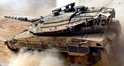 Senjata Israel Paling Mematikan yang Bikin Takut Negara Lain