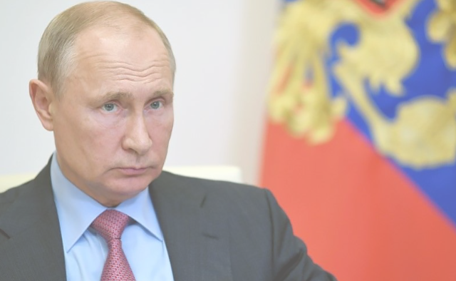Путин отказывается
