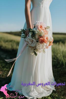 تجهيزات العروس المغربية