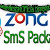 Zong  Daily, Weekly, Monthly Fortnightly Sms Packages