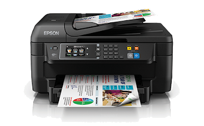 Download Driver Epson WorkForce WF-2661