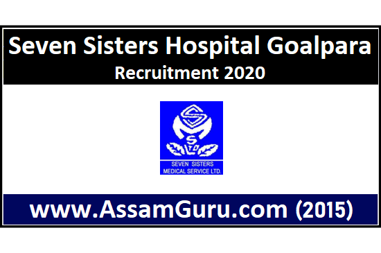 Job in Seven Sisters Hospital Goalpara